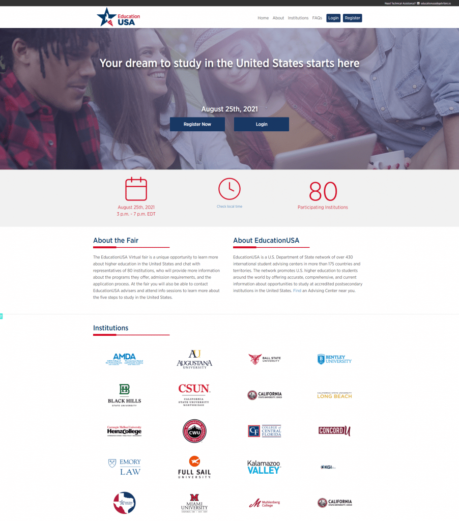 educationusa portal